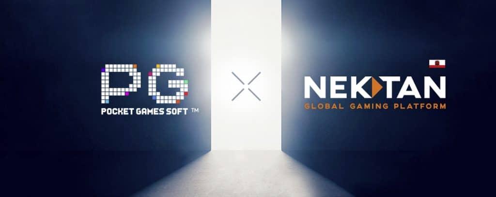 พันธมิตรใหม่ของ PG SLOT กับ NEKTAN